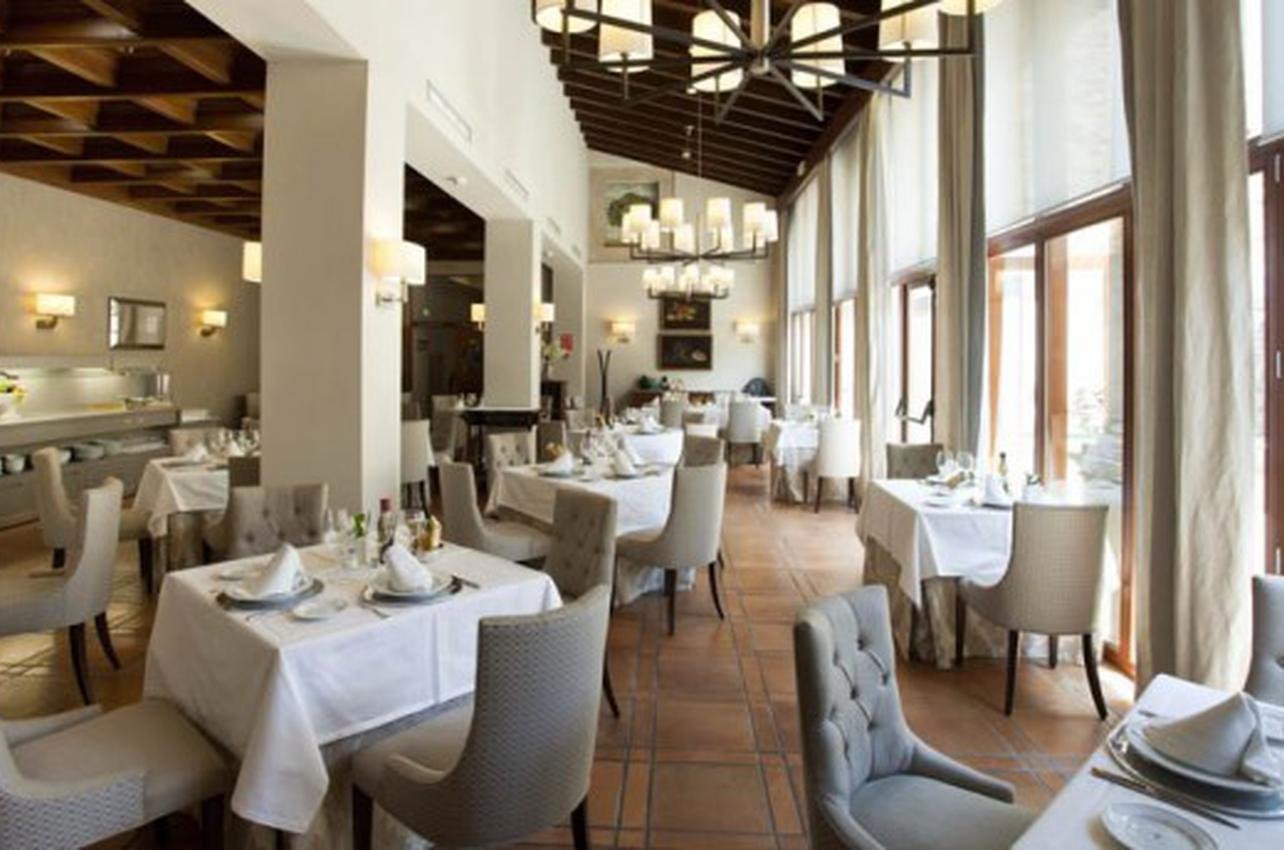 Restaurante Parador de Cáceres