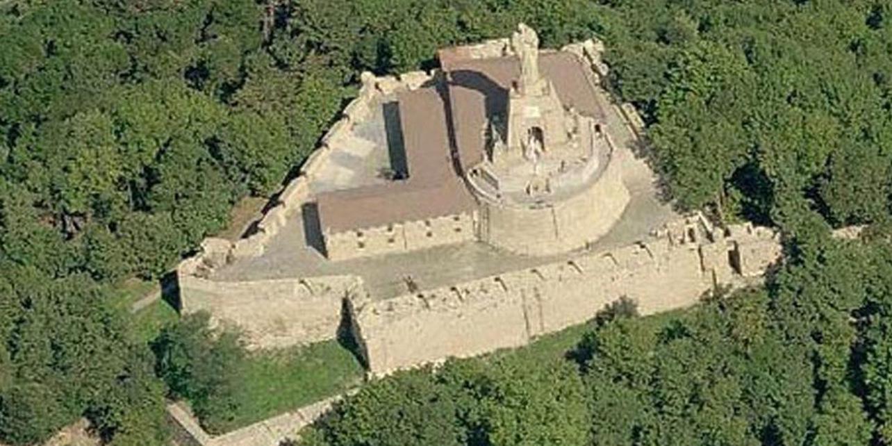 Castillo de la Mota del Monte Urgull