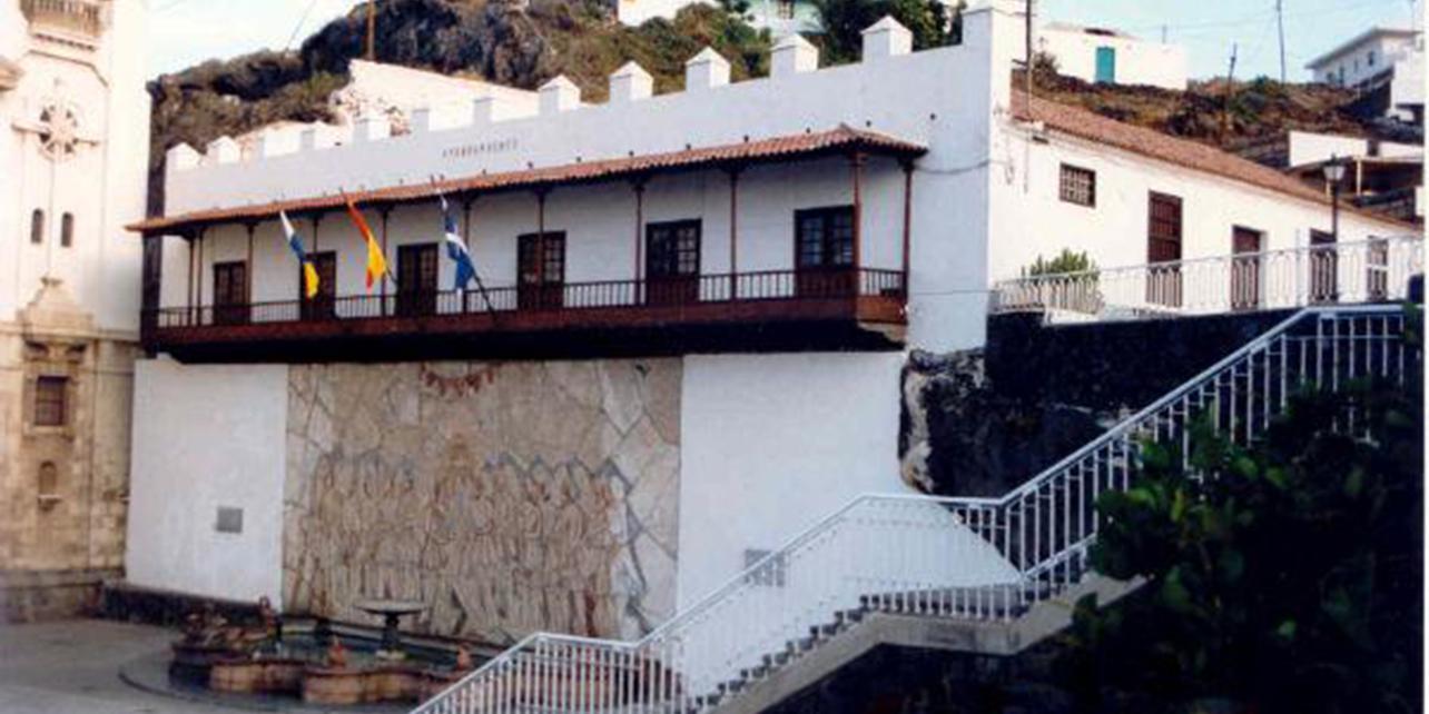 Antiguo Ayuntamiento de Candelaria