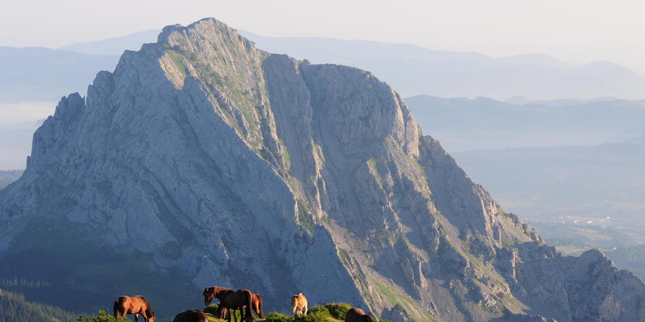 Parque Natural de Urkiola
