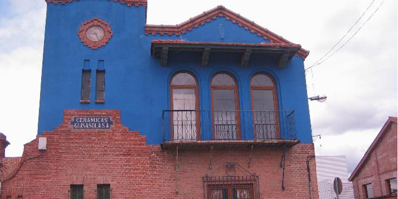 Antigua fábrica de Guisasola