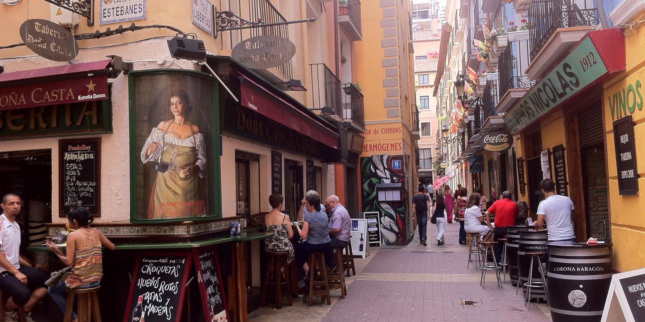 El Barrio Del Tubo Guia Repsol