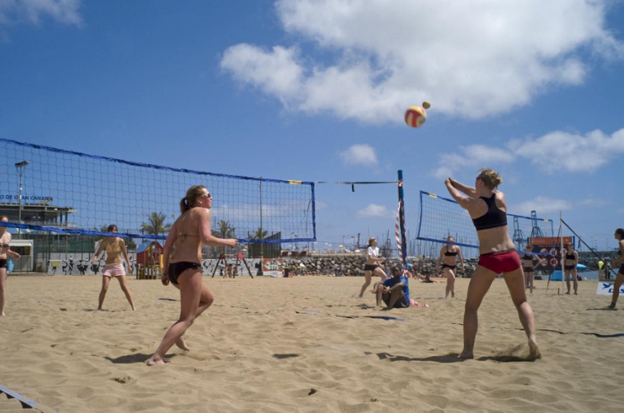 Playa Las Alcaravaneras (Foto: ©LPAvisit.)