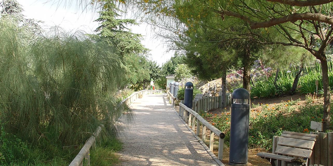 Parque del Castell