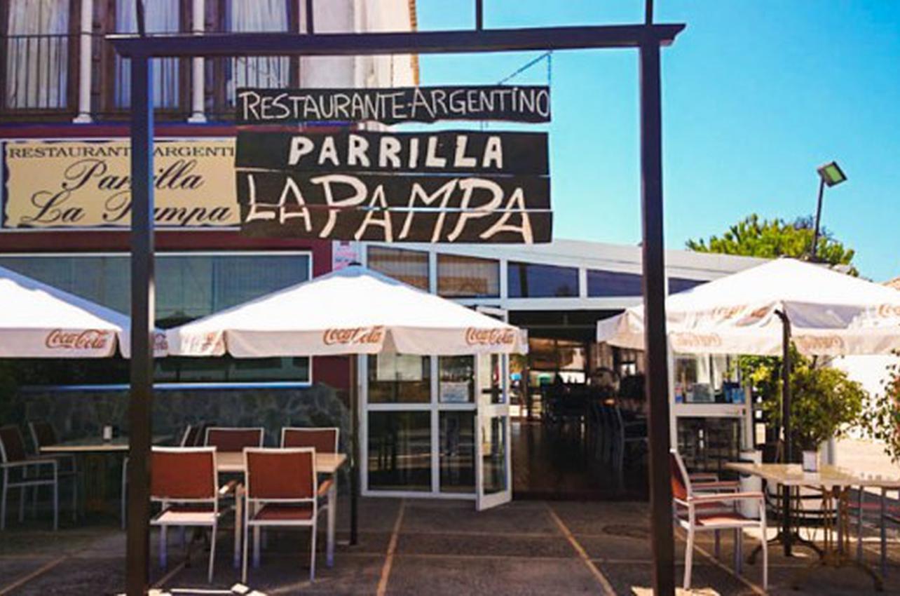 Parrilla La Pampa