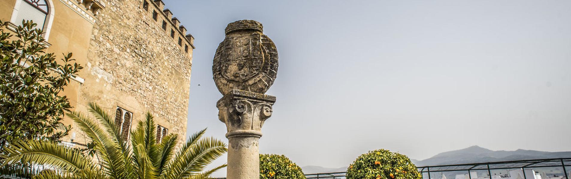Palacio de los condes de Cabra
