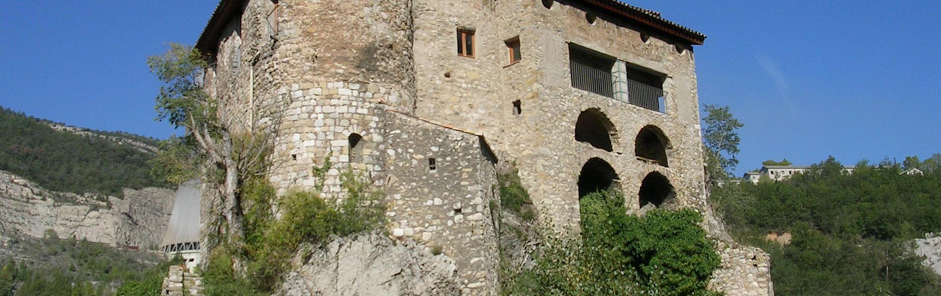 Abadía de San Salvador de la Vedella