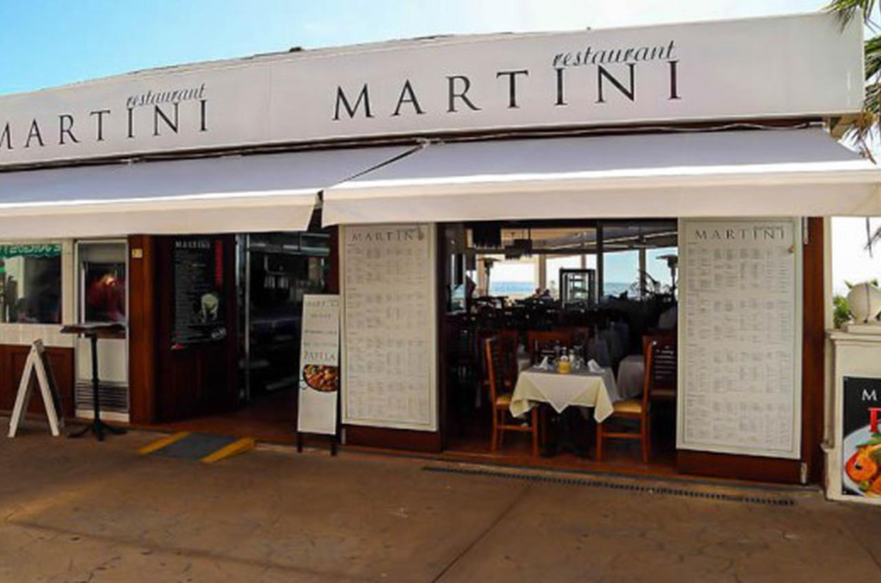 Martini Torviscas
