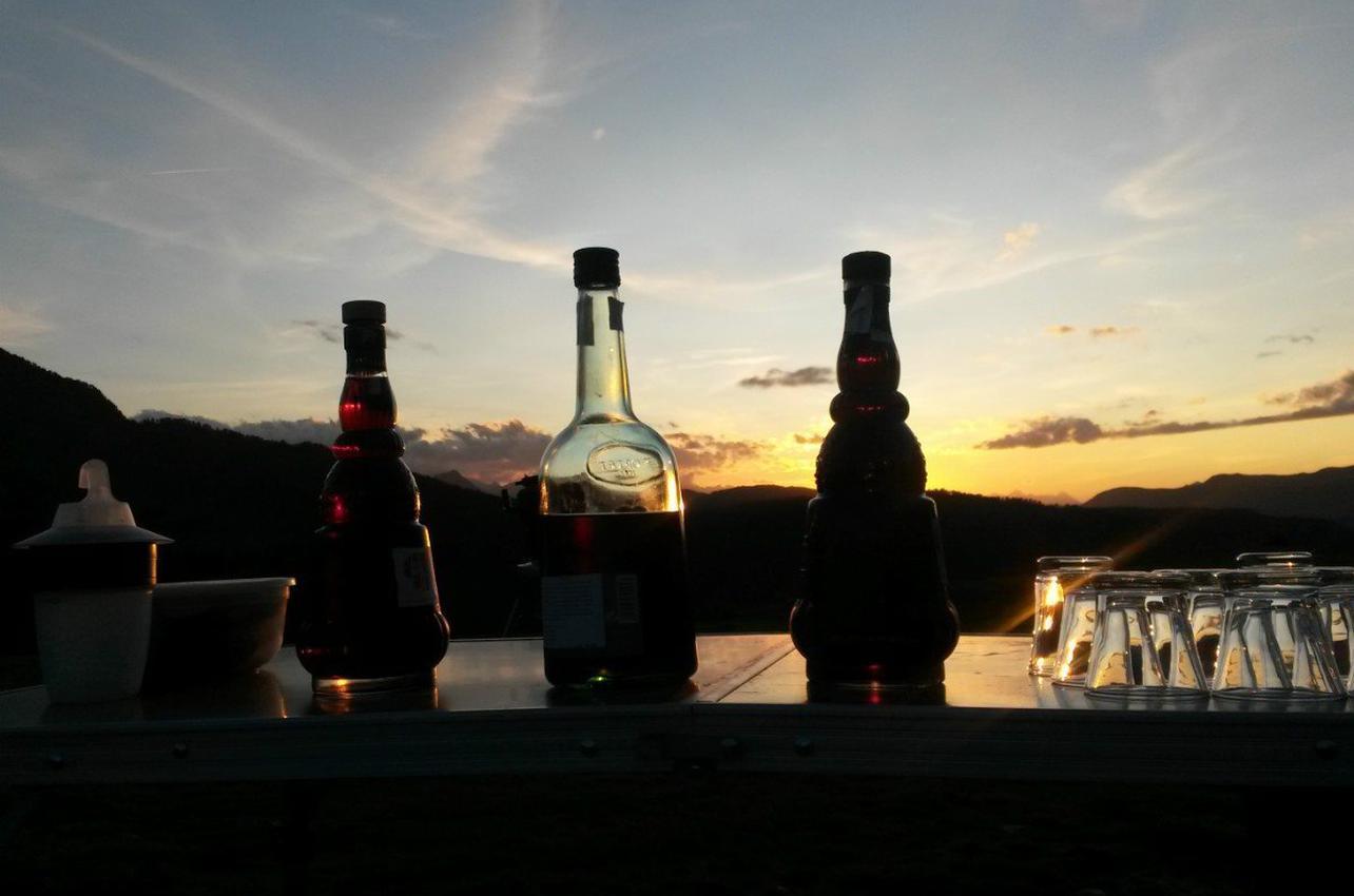 Observación astronómica y degustación de licores en Lleida