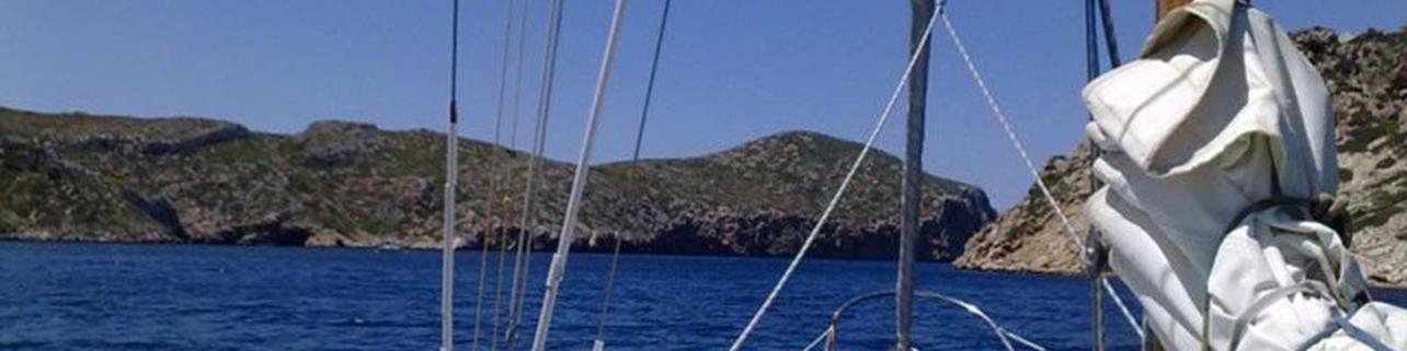 Navegación de aventura, una semana en el P. N Atlántico