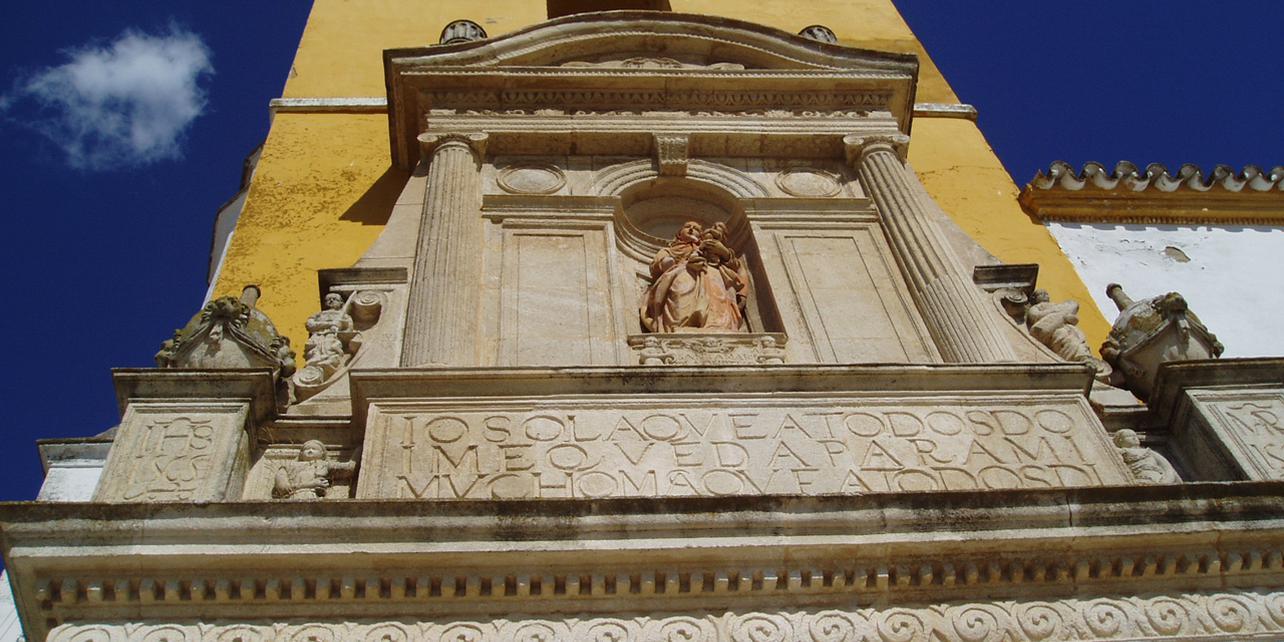 Parroquia de Santa María de las Virtudes