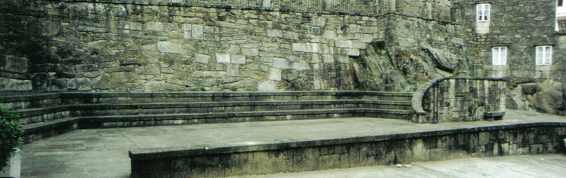 Muralla de Tui