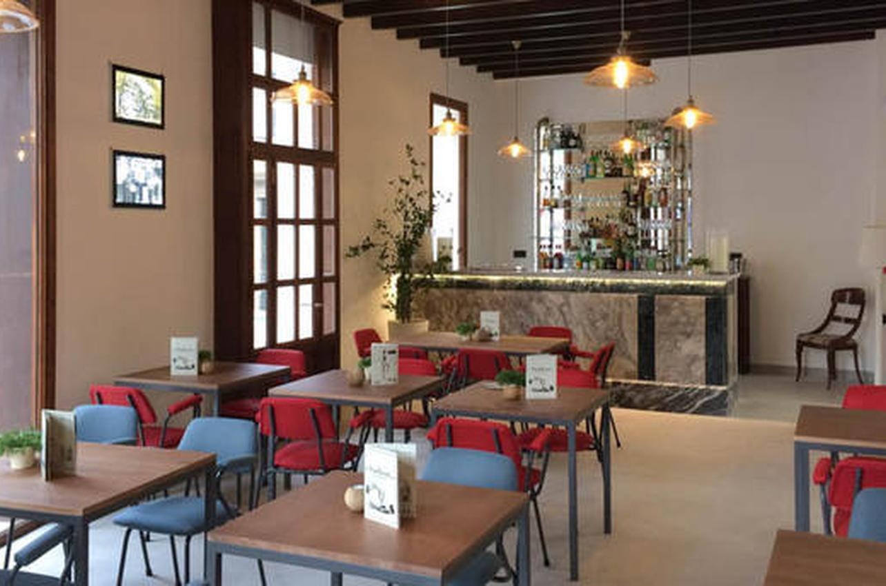 Melassa Restaurant & Café Maria de la Salut