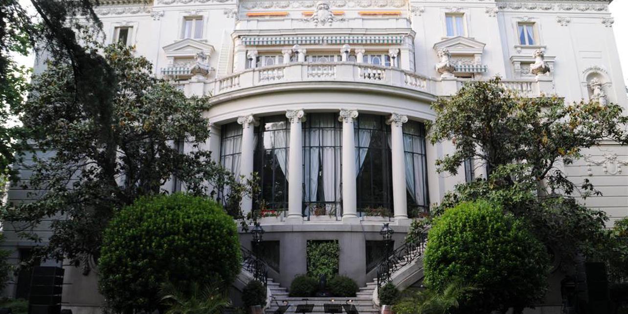 Palacio de los marqueses de Amboage