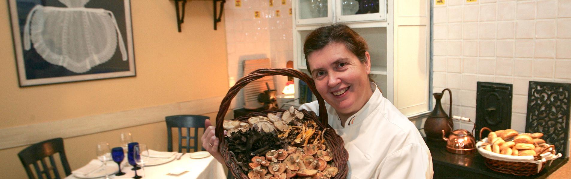 Restaurante La Cocina De Maria Luisa En Madrid Guia Repsol