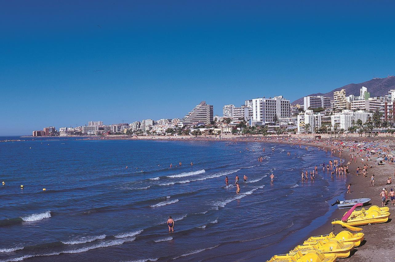 Playa Malapesquera. Benalmádena. (Foto: Ayuntamiento de Benalmádena.)