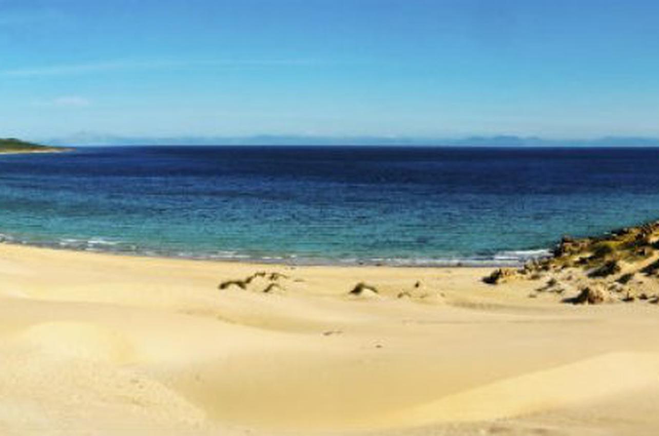 Playa de Tarifa. (Foto: Guía Repsol.)