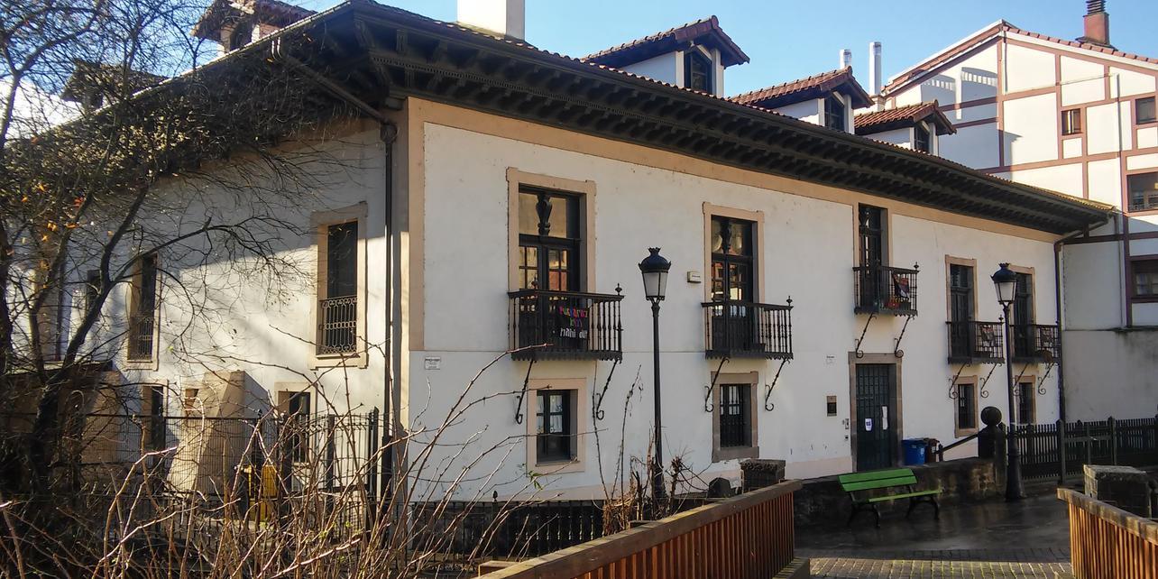 Palacio de Gastañadui