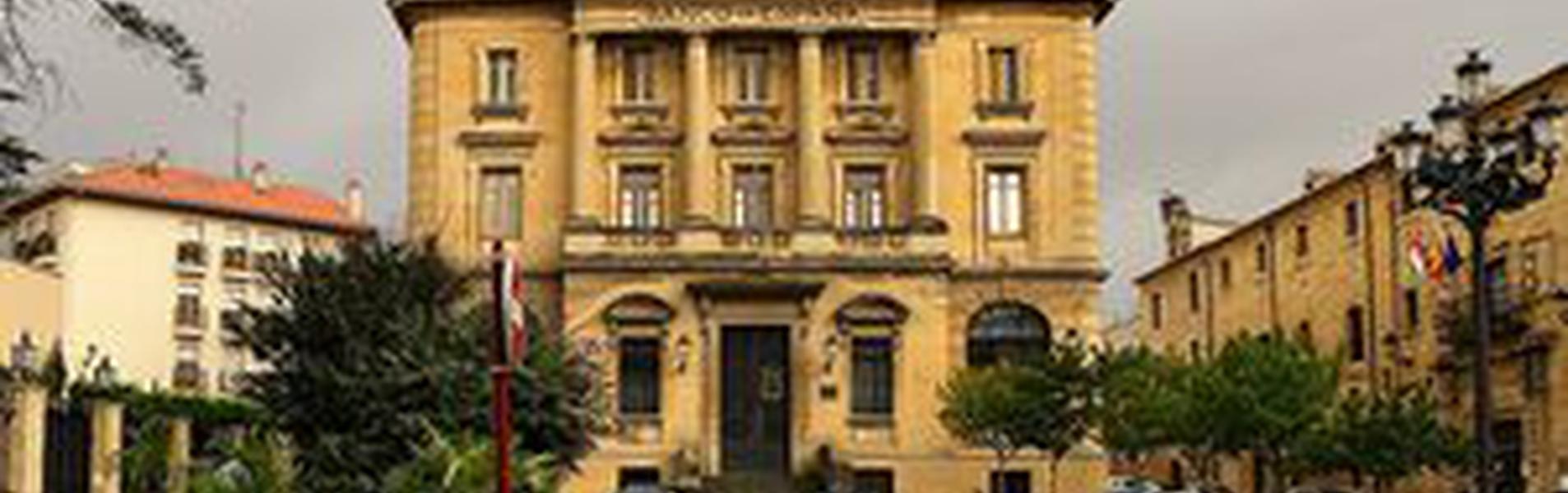 Antigua sede del Banco de España