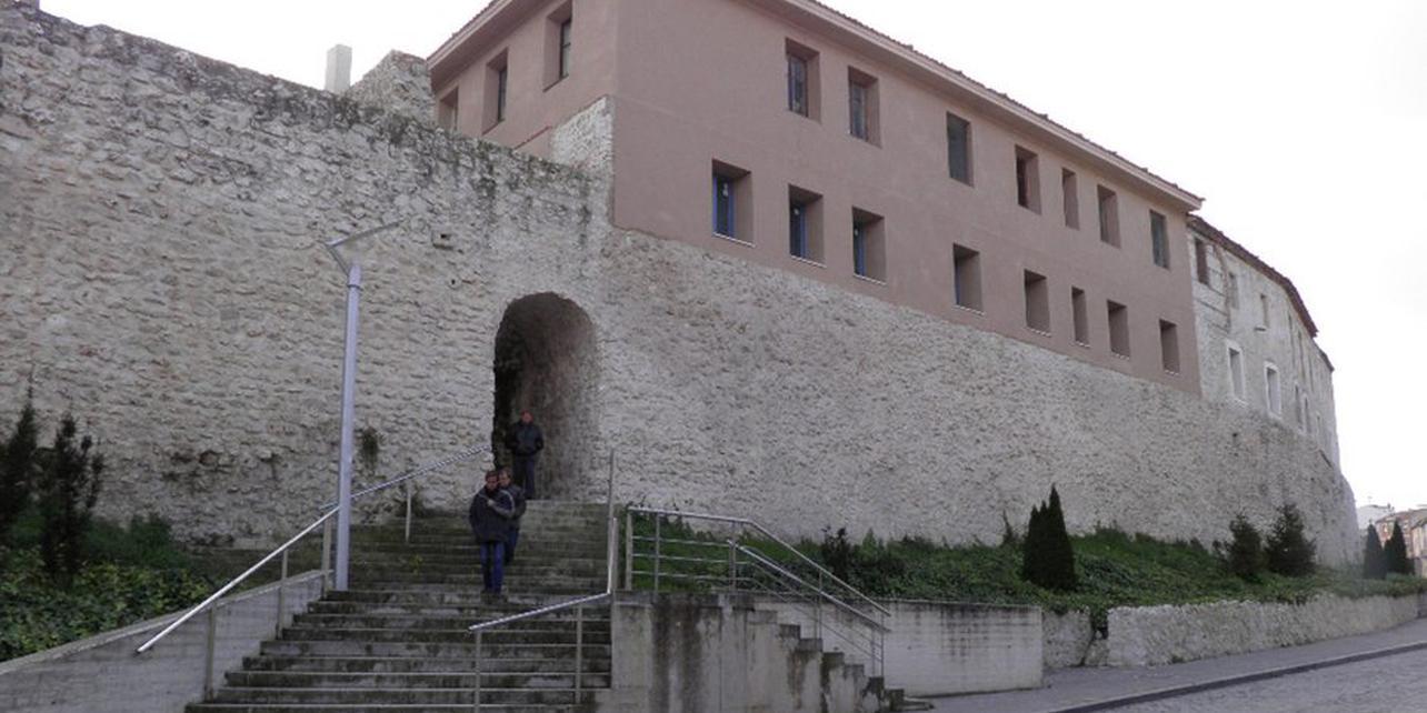 Capilla y Hospital de Santa María Magdalena