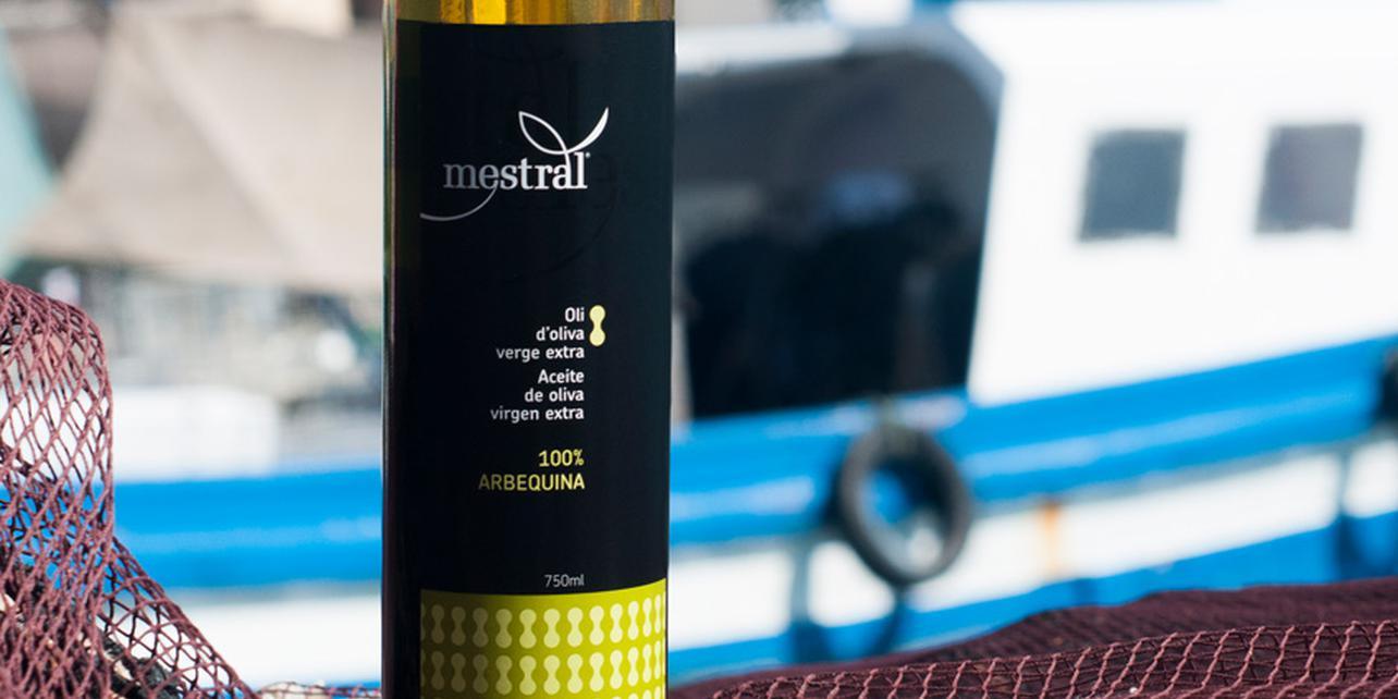 Aceite de oliva con D.O. Protegida Siuranade Cambrils