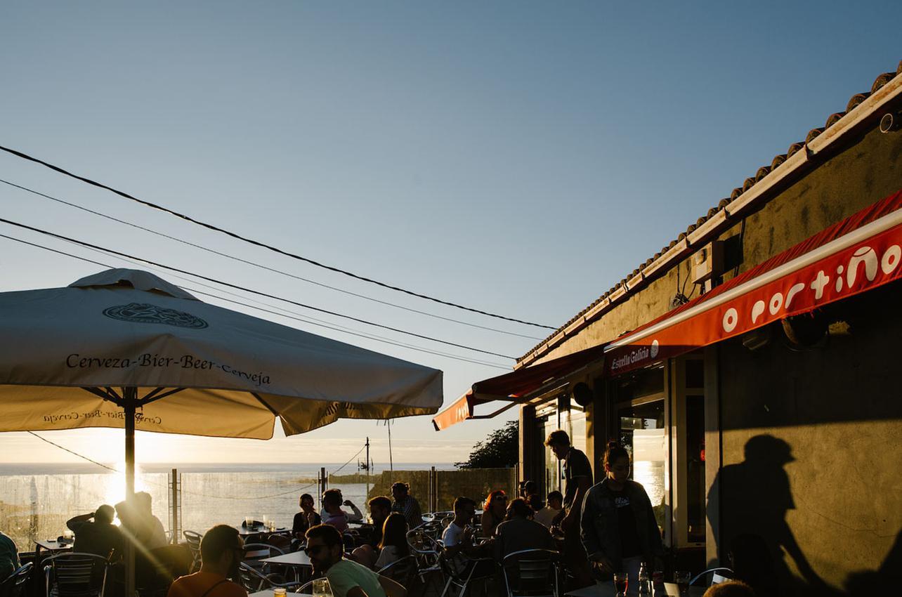 Mítica y gamberra, una terraza para quedarse durante horas.