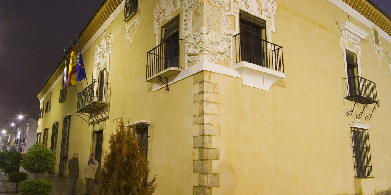 Palacio de Monsalud