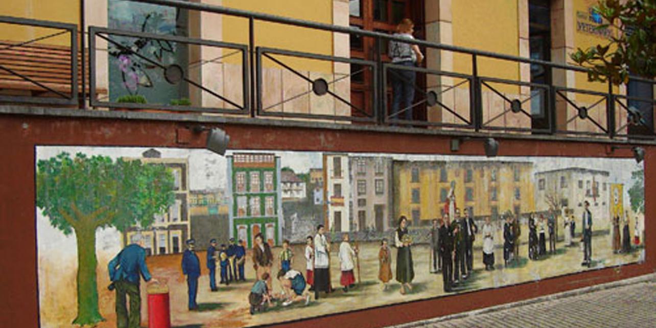 Museo de Pinturas al Aire Libre