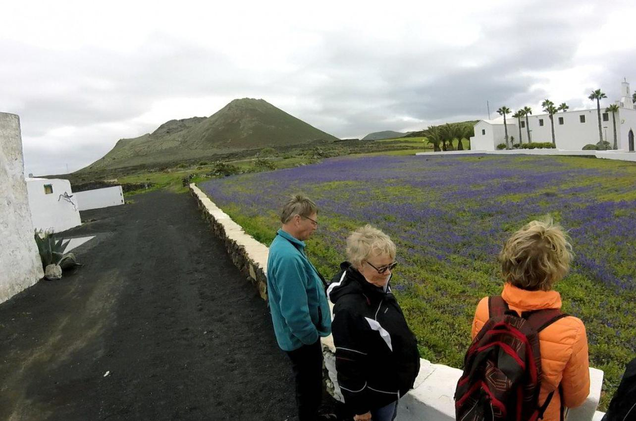 Paisajes y etnografía en el Norte de Lanzarote