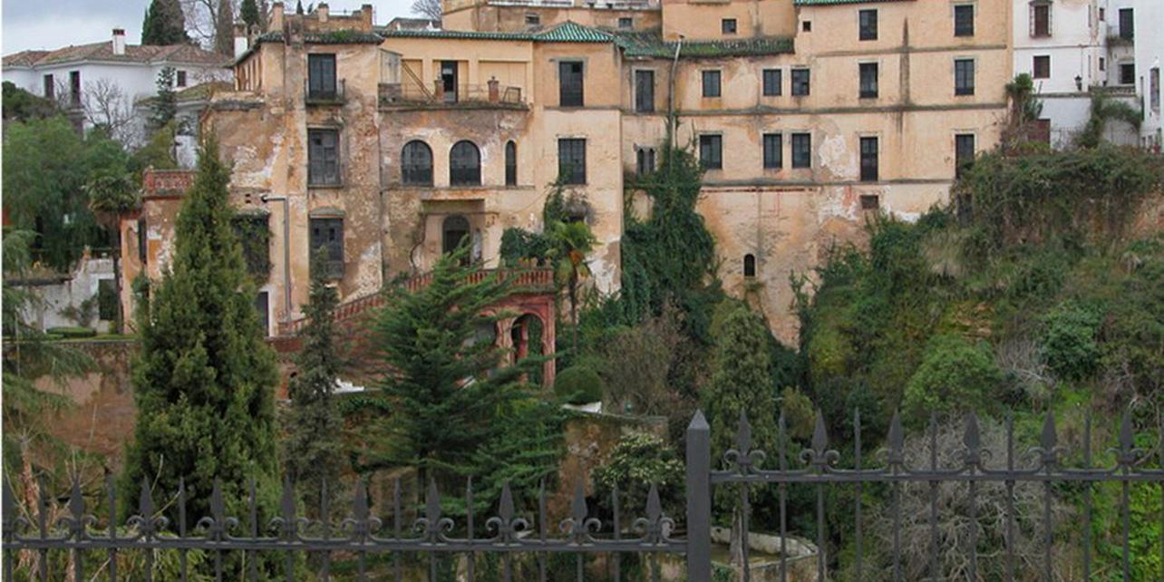 Palacio del Rey Moro