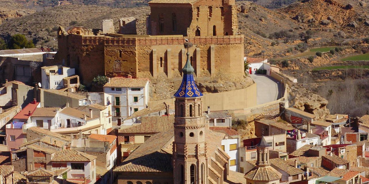 Morería y judería de Albalate del Arzobispo
