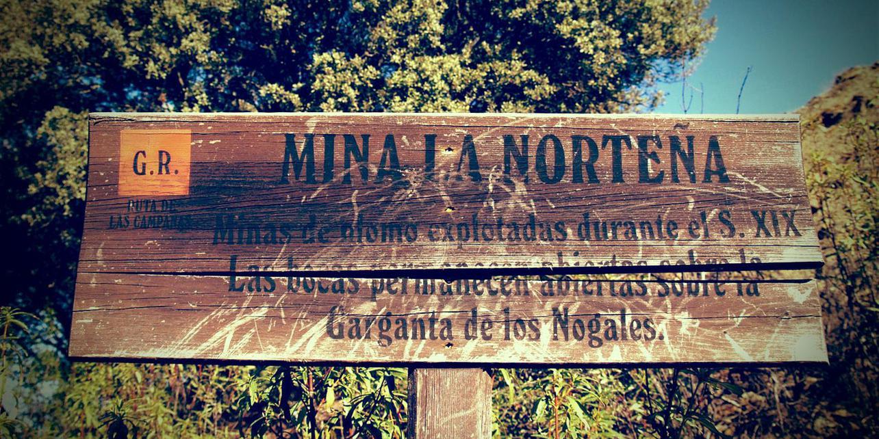 Mina La Norteña