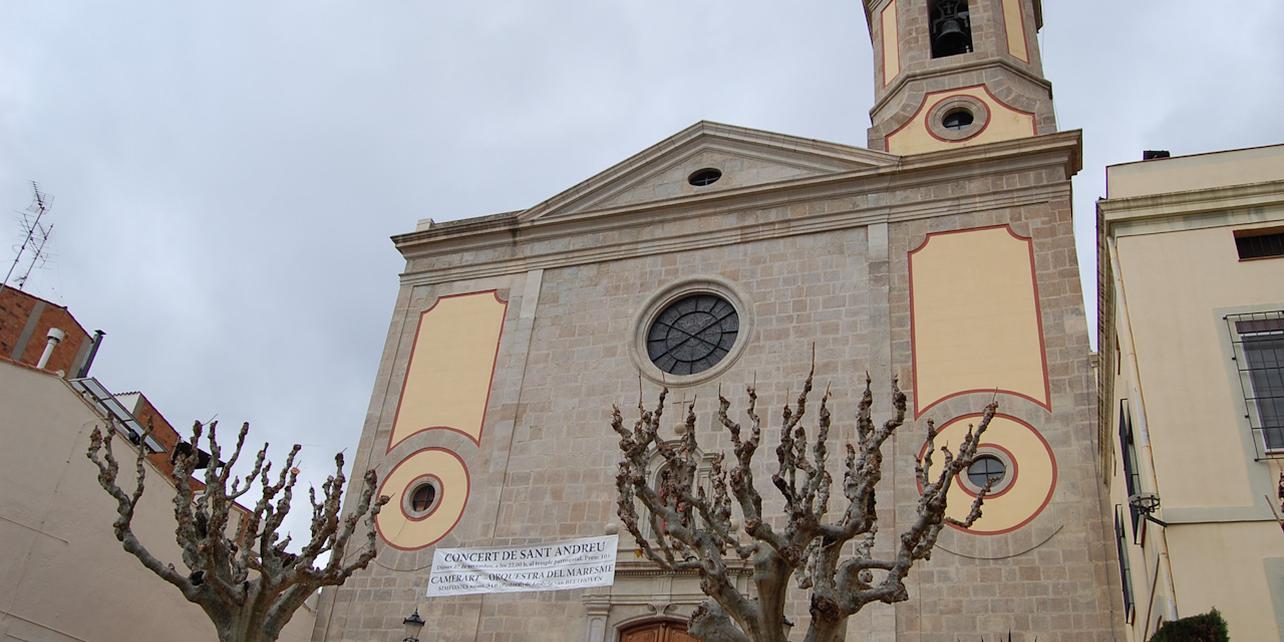 Parroquia de San Andrés de Llavaneres