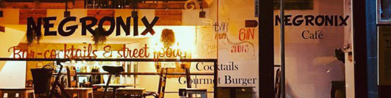 Negronix Bar Cocktails & Street Food
