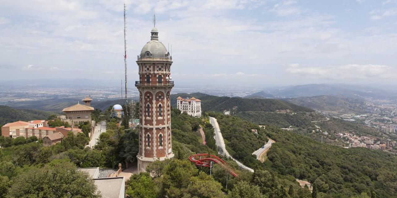 Parque temático del Tibidabo