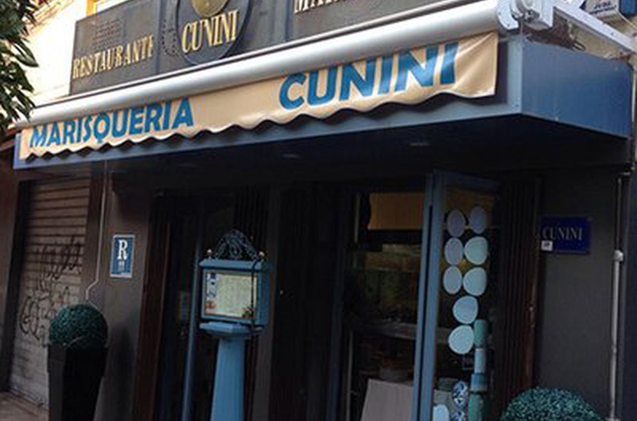 Cunini (Marisquería)