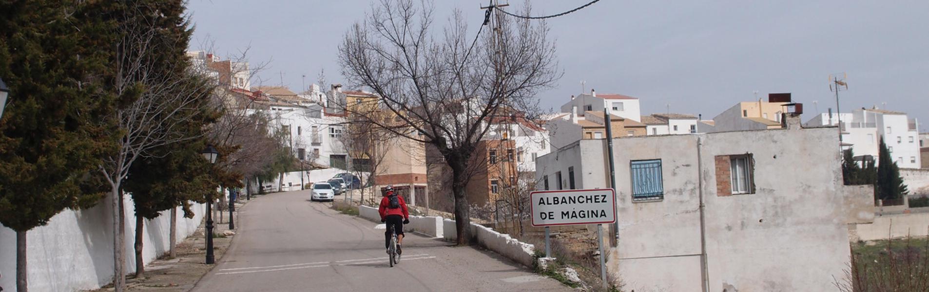 Albanchez de Mágina