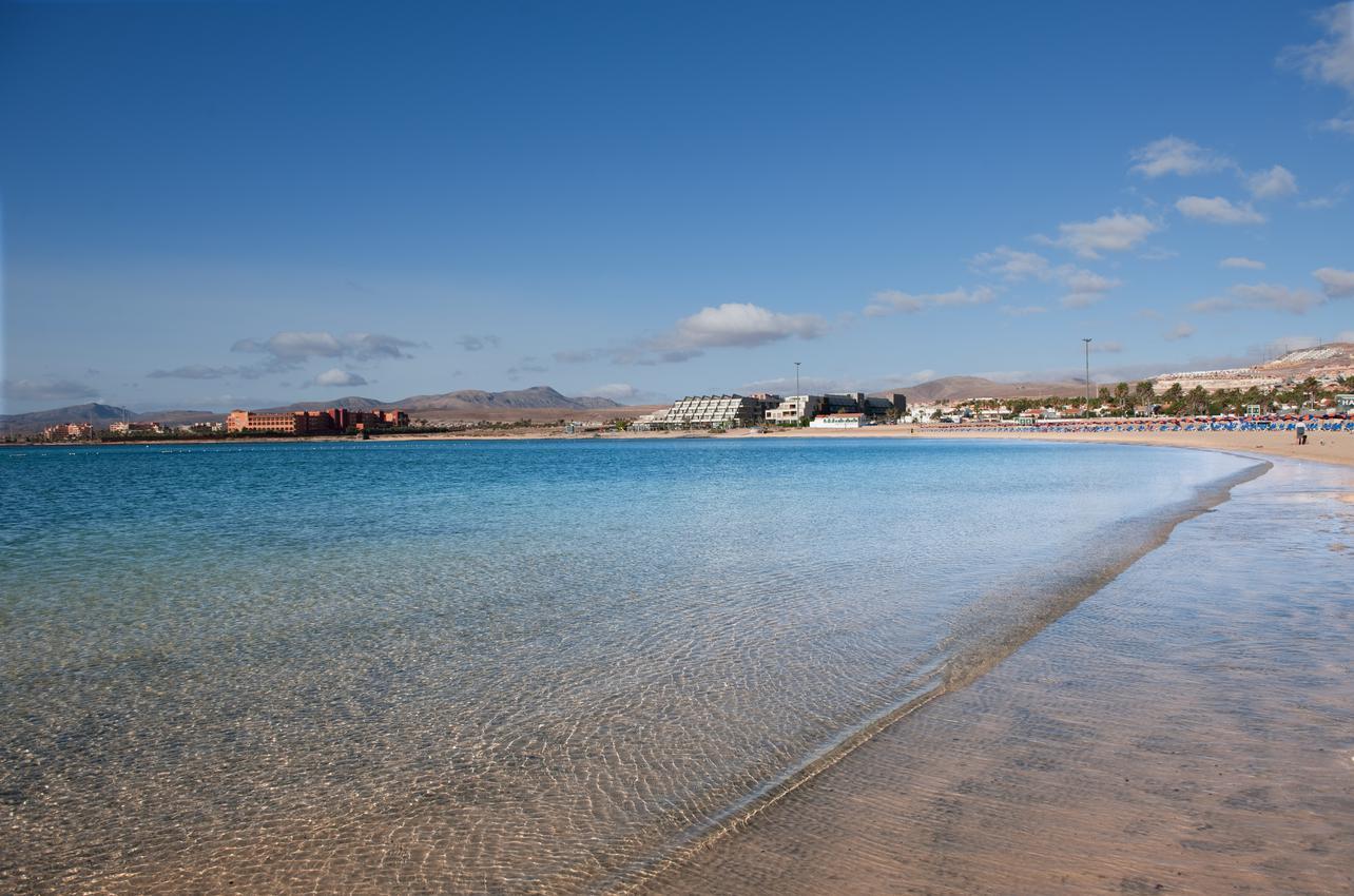 Playa del Castillo. (Foto: Ayuntamiento de Antigua.)