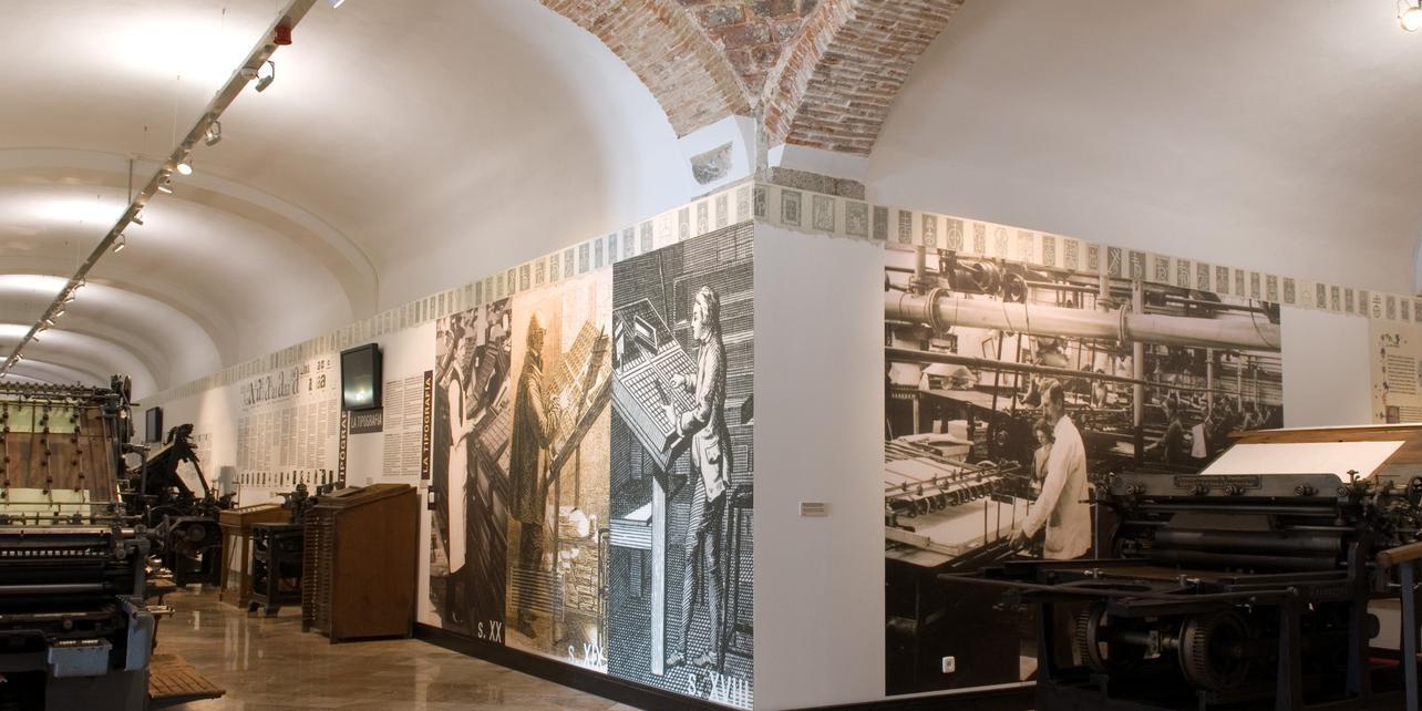 Museo de la Imprenta y Artes Gráficas
