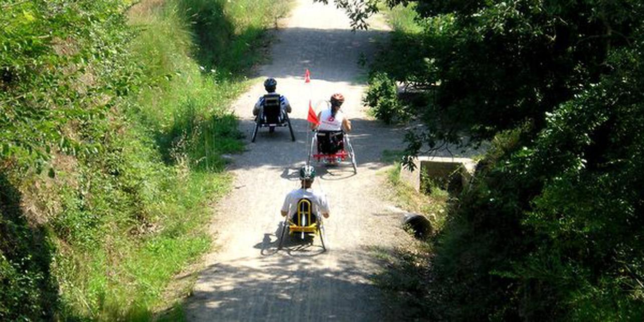 Vía Verde El Carrilet - La Garrotxa - Girona