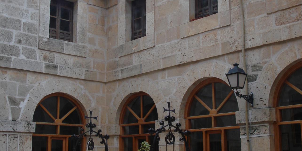 Monasterio de las Trinitarias