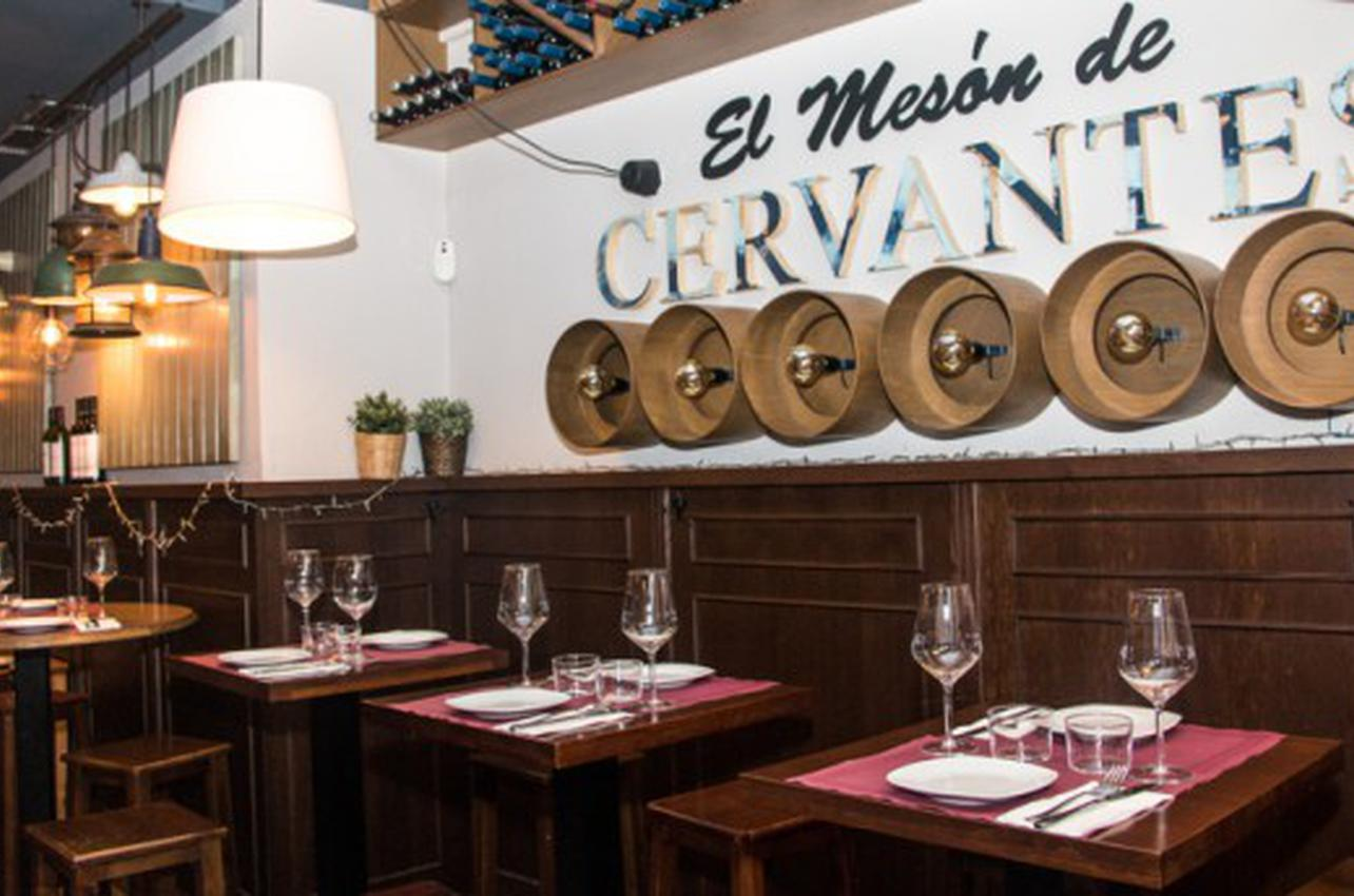 El Mesón de Cervantes