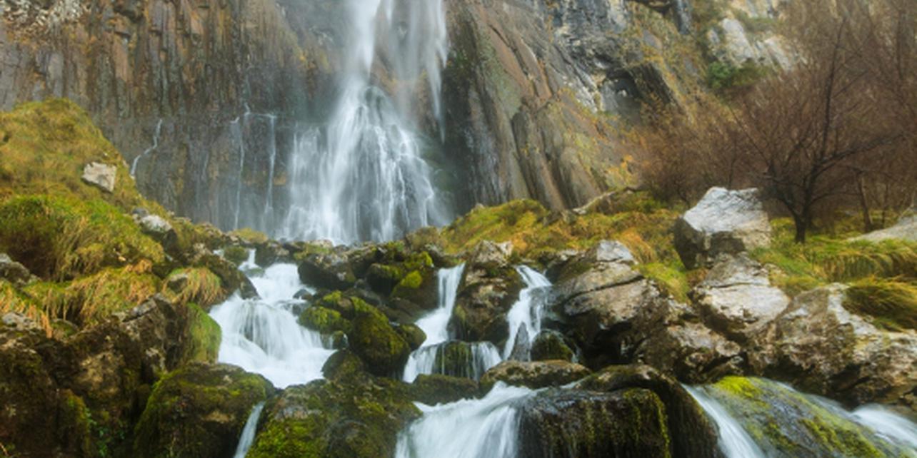 Resultado de imagen de cascada cailagua