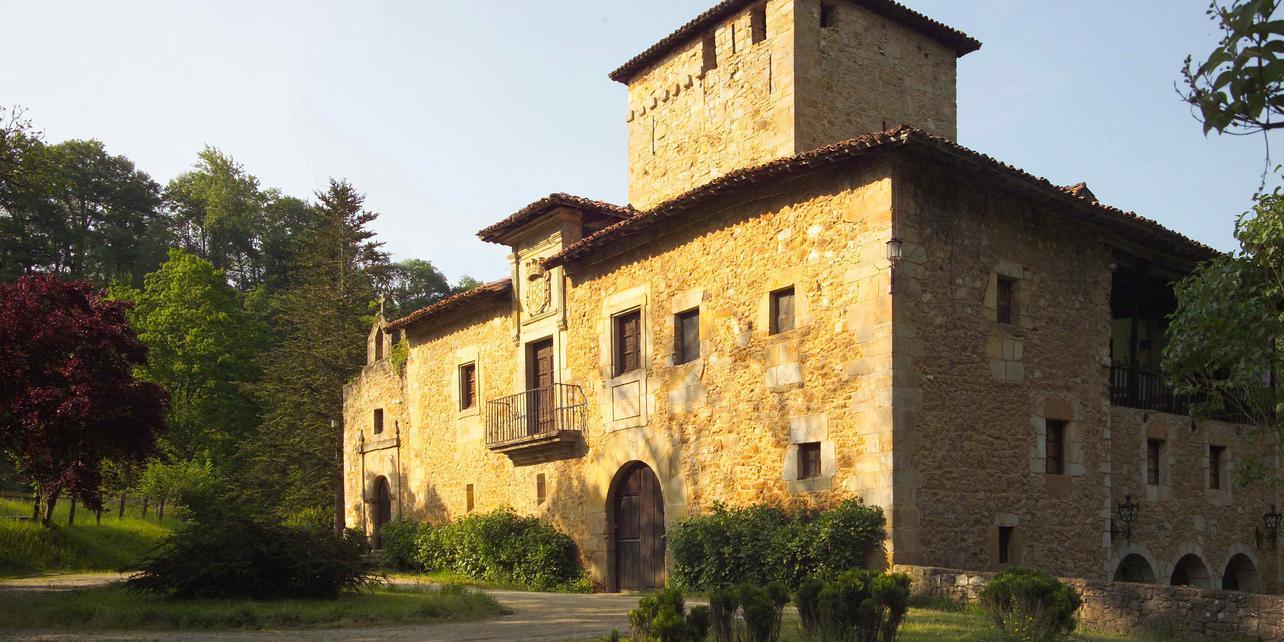 Palacio-Casa Fuerte de la Ferrería