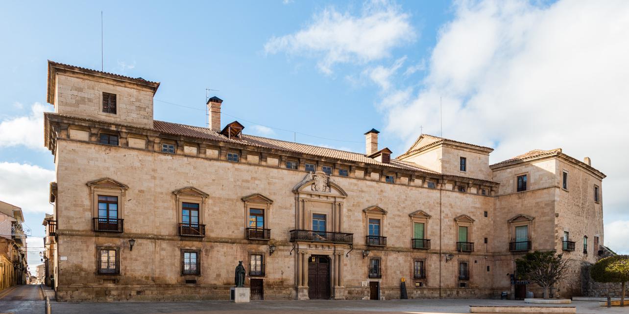 Palacio de los Hurtado de Mendoza