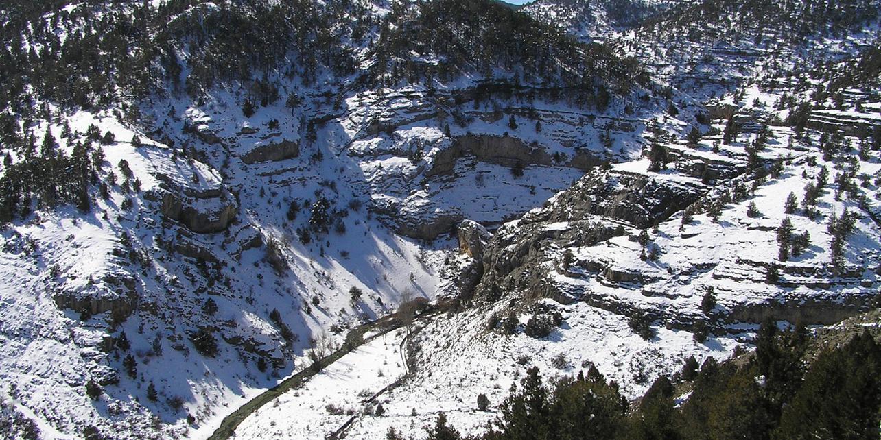 Paraje de Las Cuevas y Barrancohondo