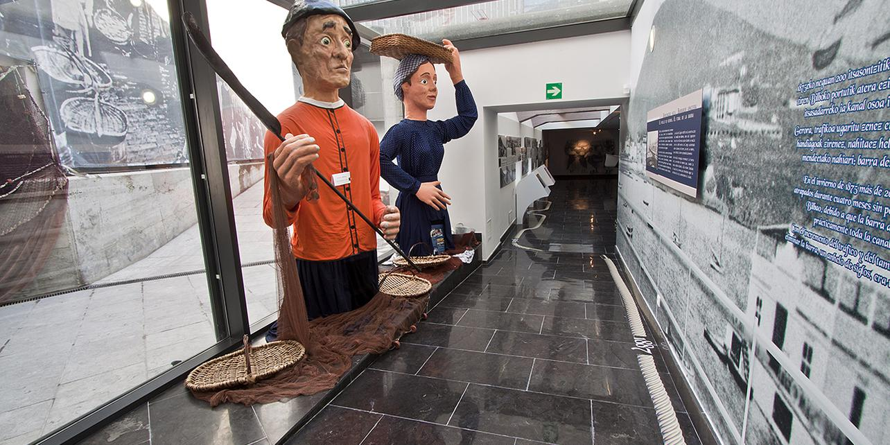 Museo Itsasoa de Santurtzi