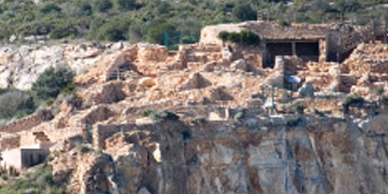 Poblado ibérico del Puig de la Nau