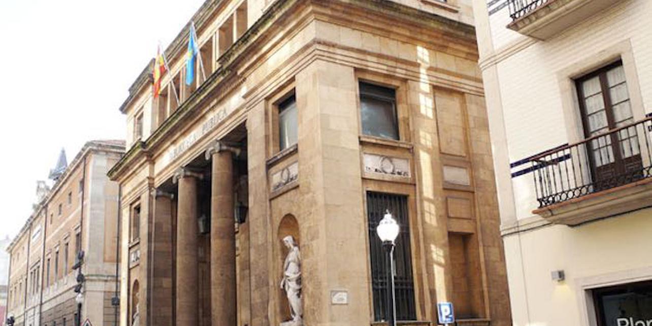 Biblioteca Pública Jovellanos