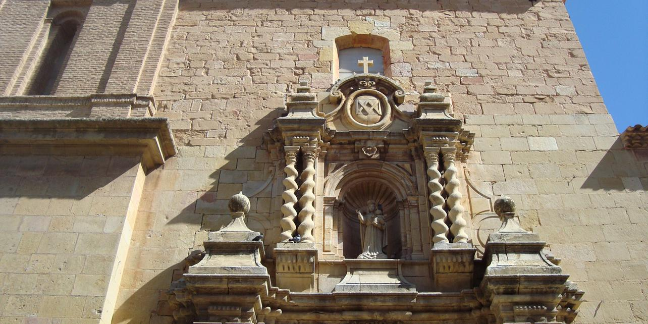 Iglesia Santa María la Mayor